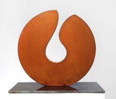 Benjamin Storch, 'Seed' 2013, mild steel, stone slab, 85 x 85 x 12cm (excluding slab), edition of 5, in collaboration with Ciaran Dwyer