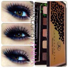 Makeup Eyes Lash