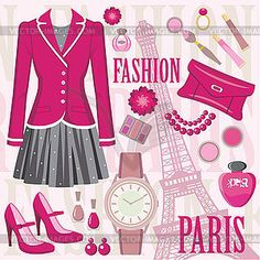 Fashion inspiration... http://vector-images.com/clipart/clp383026/