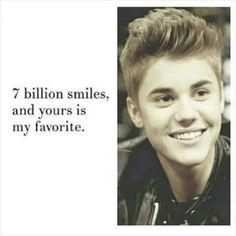 When u smile i smile Justin Bieber Posters, Justin Bieber Photos, I Love Justin Bieber, Justin Hailey, Forever Life, I Love Him, My Love, Dylan Sprouse, Girly Quotes