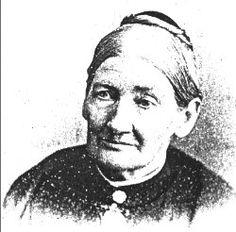 Lucy B. Armstrong - Huron/Wyandot - circa 1880