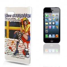 Carcasa iPhone 5 Expressed