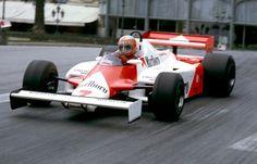 1981 John Watson, McLaren MP4/1 - Ford