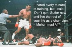 A true champion that displayed enormous courage in and out of the ring - you personify courage #Ali @SairCourage