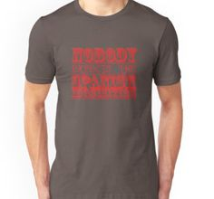 Nobody expects the spanish inquisition | Cult TV | Monty Python | t-shirt
