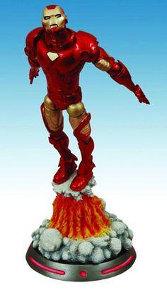 Marvel Select Avengers Iron Man Action Figure