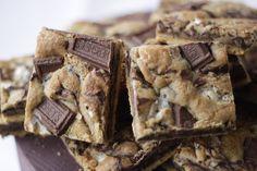 Always With Butter: Graham Cracker S'mores Cookies