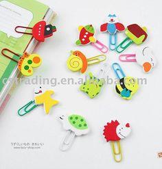 de madera de los pernos clip marcador de embarcaciones de dibujos animados clip de corea regalo creativo-Sets de Regalo-Identificación del p...