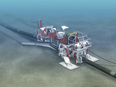 """""""Pipelay vessel Castoro Sei (with Numbers)"""" - Images - Nord Stream AG"""