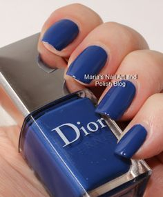 Dior Blue Denim - Blue Tie collection fall 2011