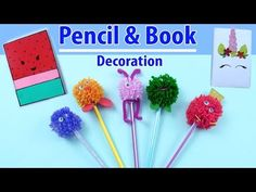 aayu and pihu craft show - YouTube Activities For Kids, Crafts For Kids, Diy School Supplies, Foam Sheets, Cute Dolls, Doll Toys, Mandala, Pencil, Crafty