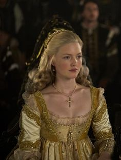 The Enchanted Garden | Holliday Grainger as Lucrezia Borgia in The...