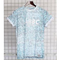 New Skull /& Bones Boys Club SABBC Run Dash T-Shirt in Green