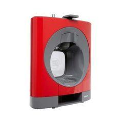 Dolce Gusto Nescafe KRUPS OBLO YY2291FD rouge - Unique- Vue 1