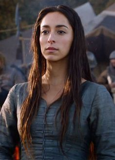 Talisa Stark. One thing I wish the show would have changed. still mad at the writers for killing her. Could have escaped and ended up helping Bran or something.