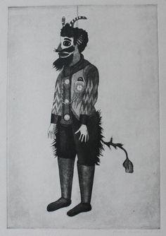 Lola Cueto, Diablo,1947