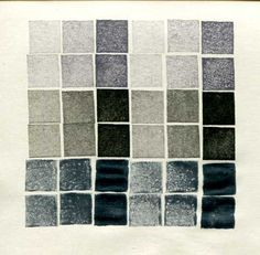 Natsuo Ikegami - Untitled  3 stamp inks