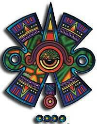 Chat with Carl Johan Calleman as he examines the transit of Venus in the light of the return of Quetzalcoatl, as predicted by the Mayan Calendar. Mayan Glyphs, Aztec Symbols, Mexican Art Tattoos, Aztec Culture, Aztec Warrior, Native American Symbols, Zombie Art, Aztec Art, Chicano Art