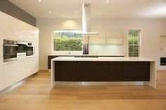 Green custom home in Los Altos - contemporary - kitchen - san francisco - Progress Builders