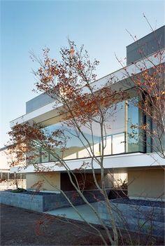Outotunoie House - Fujieda, Japan - 2012 - mA-style Architects