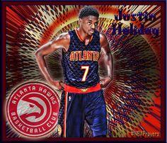 NBA Player Edit - Justin Holiday