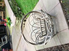 twig basket for pillows/blankets/towels