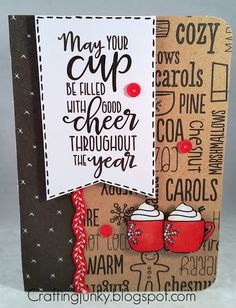 Crafting Junky: May Your Cup