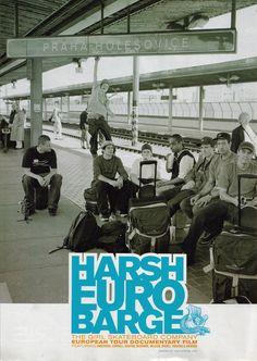 "Girl ad, ""Harsh Euro Barge"", 2004(?)"