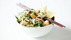 Studený nudlový salát – A co teda jíš? – Veganské recepty