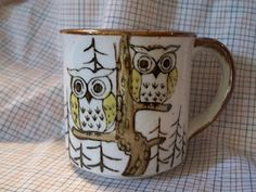 A Goodwill owl find.