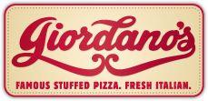 The Menu - Giordano's Famous Chicago Pizza