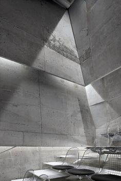 Sala de conciertos Blaibach,© NAARO