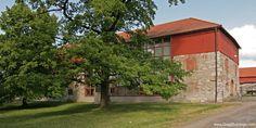 ArchitectureWeek Great Buildings Image - Hamar Bispegaard Museum