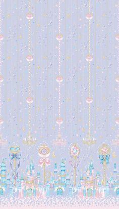 Magic Princess Backgrounds | Angelic Pretty