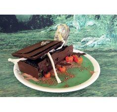 Réalisez un gâteau pour Halloween : Patricia E