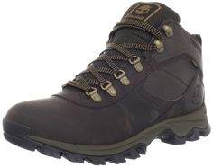 """Timberland Men's Mt. Maddsen Hiker Boot Timberland. $87.95. Platform measures approximately 1"""" . Heel measures approximately 1.5"""". Shaft measures approximately 5."""" from arch. Leather/Ttextile. Adjustable circumference. Rubber sole"""