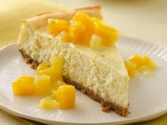 Piña Colada Cheesecake - Holidays
