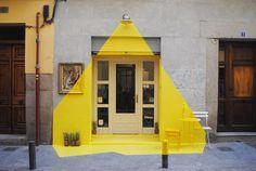 Ideias, fotos e dicas de decoração com amarelo | bim.bon | #yellow #design