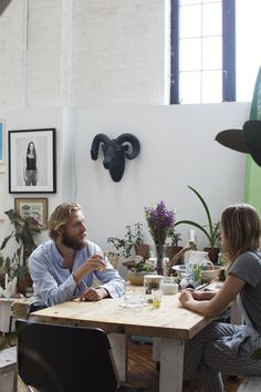 Urban Outfitters - Blog - About A Space: Williamsburg Warehouse