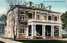 Ogden Utah UT 1908 Elks Club Collectible Antique Vintage Postcard