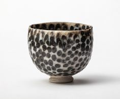 xena2:  Spotted bowl by woodfirer on Flickr.