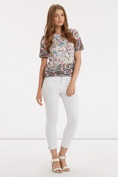 The Bouverie Top - part of the V&A Collection #MyLifeInPrint