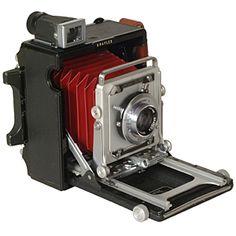 2x3 Century Graphic, folding camera