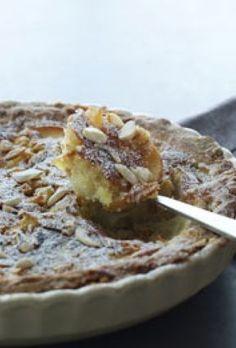 Danish Dessert, Danish Cake, Danish Food, Cake Recipes, Dessert Recipes, Baking With Kids, Sweets Cake, Sweet Tarts, Piece Of Cakes