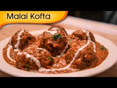 Malai Kofta - Easy To Make Popular North Indian Vegetarian Recipe By Ruchi Bharani - YouTube