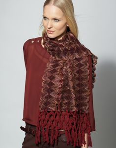 Katia Roma scarf