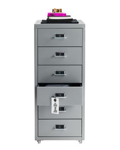 HELMER drawer unit on castors £25
