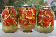 Cooking in Pearls Alcohol Recipes, Preserves, Pickles, Cooking Tips, Watermelon, Beverages, Food And Drink, Healthy Eating, Tasty