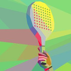 A series of 11 illustrations created for the Estrella Damm World Padel Tour by Charis Tsevis and ruiz+company. Tennis Drawing, Bad Logos, Sport Logos, Beach Tennis, Tennis Shirts, Tennis Clubs, Racquet Sports, Sports Pictures, Tour