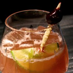 Tiki tiki, Drinks and Cocktail recipes on Pinterest